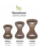 Benebone Benebone rocking dentaire saveur arachide grand