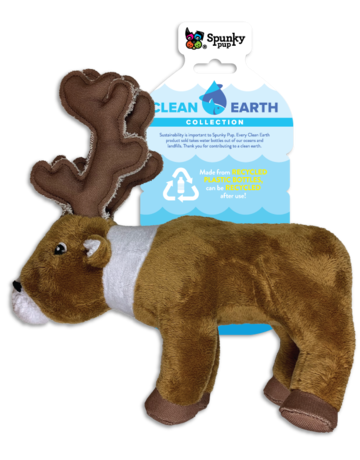 Spunky pup Spunky pup clean earth collection caribou .