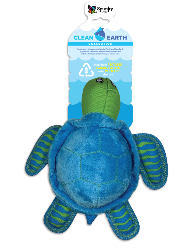 Spunky pup Spunky pup clean earth collection tortue