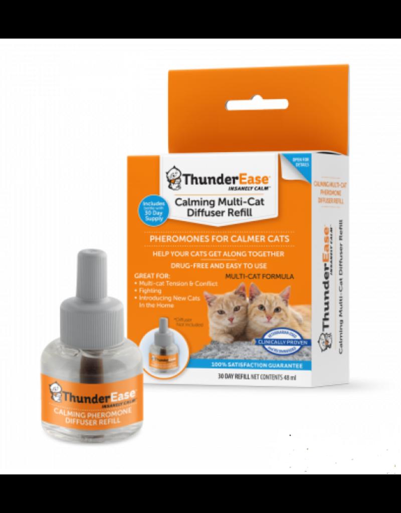 Thunder Thunder ease diffuseur calmant pour chat .