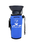 Lap-it-up Lap-it-up bouteille d'eau pour chien bleue ,
