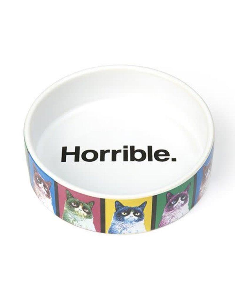 Petrageous Petrageous grumpy cat popart bol 5''