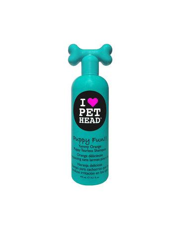 Pet head Pet head shampooing sans larmes pour chiots 475ml .