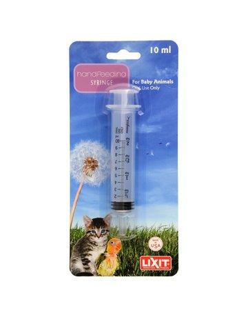 Lixit Lixit seringue pour nourrir les bébés animaux 10ml