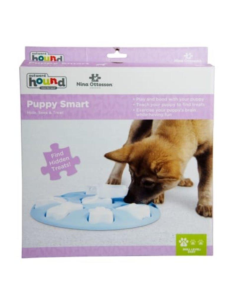 Outward hound Outward hound puppy smart os bleu