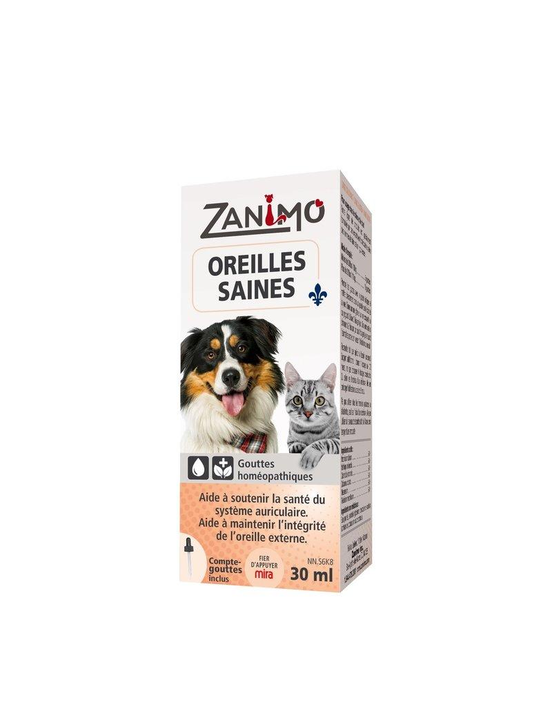 Zanimo Zanimo oreilles saines 30ml .