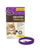 Sentry Sentry collier apaisant pour chat pqt de 1
