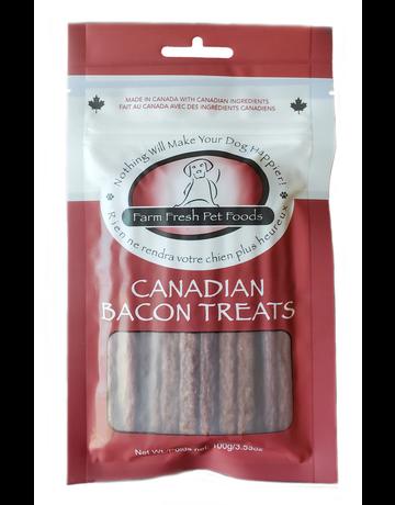 Farm fresh Farm fresh gâteries au bacon 100g