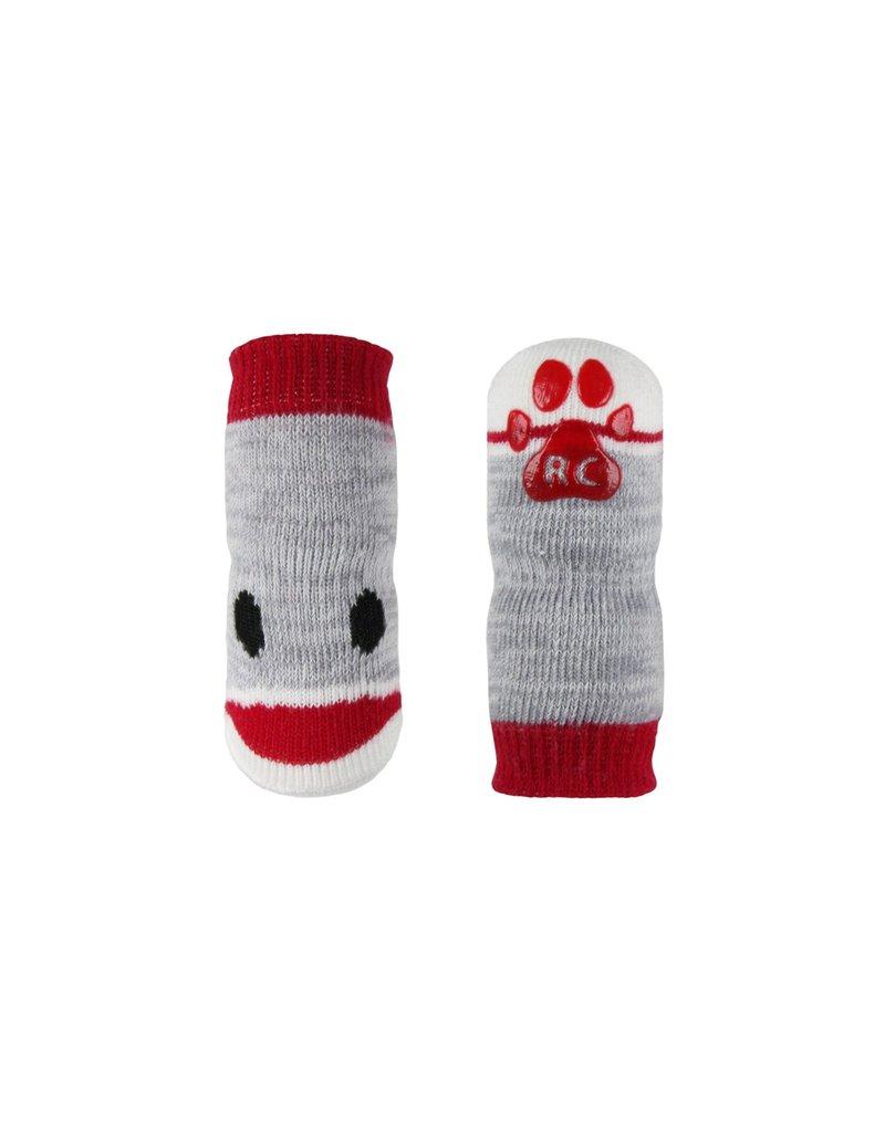 Rc pets Rc pets chaussettes antidérapantes singe moyennes