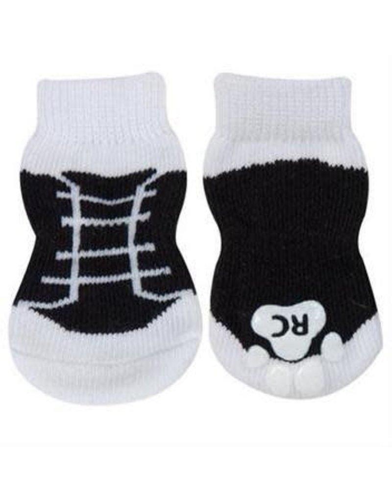 Rc pets Rc pets chaussettes antidérapantes sneakers noir grand