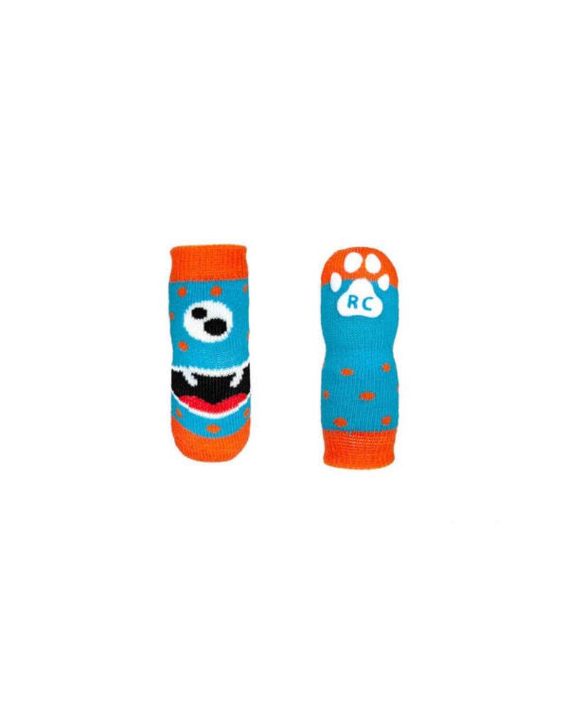 Rc pets Rc pets chaussettes antidérapantes monstre grand
