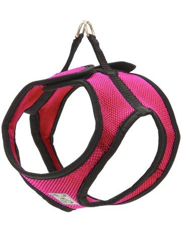 Rc pets Rc pets  harnais step-in cirque rose et noir