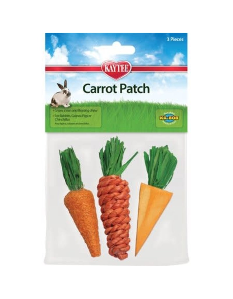 Kaytee Kaytee carrot patch .