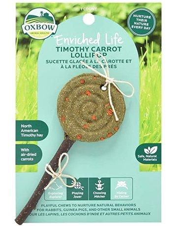 Oxbow Oxbow sucette glacée à la carotte et à la fléole des prés