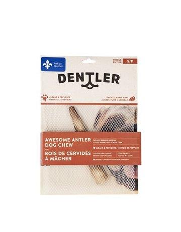 Dentler Dentler bois de cervidés entier jambon érable moyen .