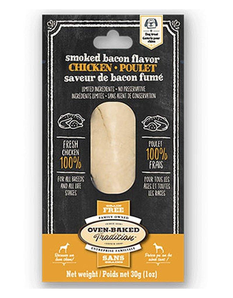 Oven-baked Oven-baked filet de poulet à saveur de bacon fumé 30g (12)