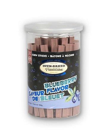 Oven-baked Oven-baked bâtons à mâcher bleuet boite