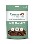 Crumps Crumps' chien naturals mini bouchées d'entrainement semi-humides poulet 4.2oz //