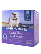 Bone-a-mints Bone-a-mint os dentaire naturel pour chien grande taille 27.30oz