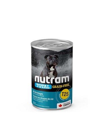 Nutram Nutram recette de truite et de saumon 369g (12) //
