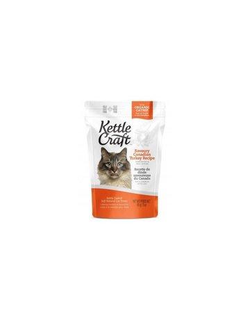Kettle Craft Kettle craft chat recette de dinde savoureuse du canada 85g