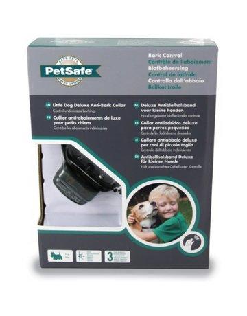 Petsafe Petsafe collier anti-aboiements de luxe pour petits chiens .