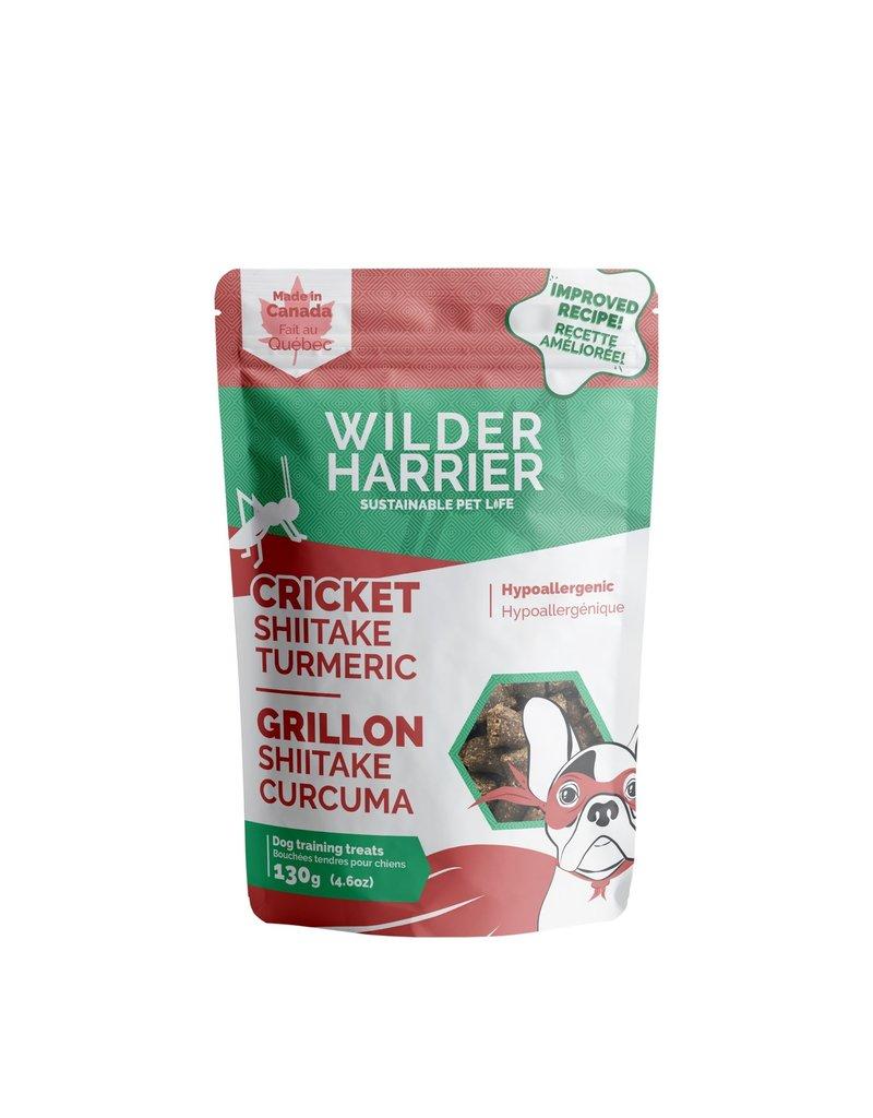 Wilder Harrier Wilder Harrier grillon, shiitake et curcuma 130g //