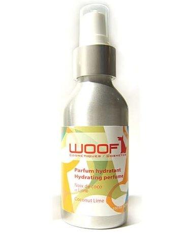 Woof Woof parfum hydratant noix de coco et lime 100ml