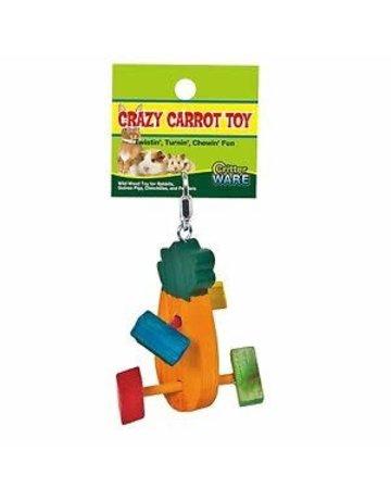 CritterWare Critterware krazy karrot toy