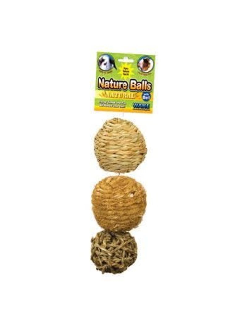 CritterWare Critterware nature balls paquet de 3