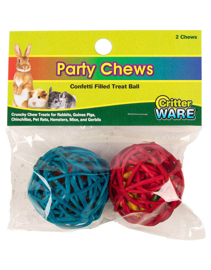 CritterWare Critterware party chews