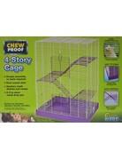 CritterWare Critterware cage 4 étages pour petits animaux