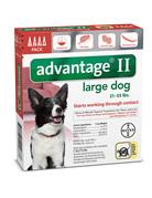 Advantage Advantage II chien de grande taille ,