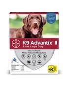 Advantage K9 Advantage II chien de très grande taille , .