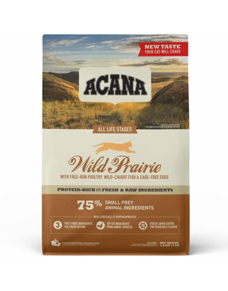 Champion Petfoods Acana chat wild prairie