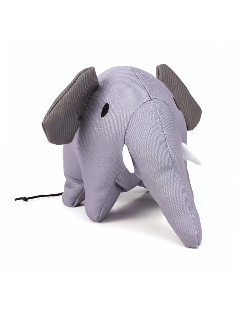 Beco Beco estella l'éléphant moyen (dis) .