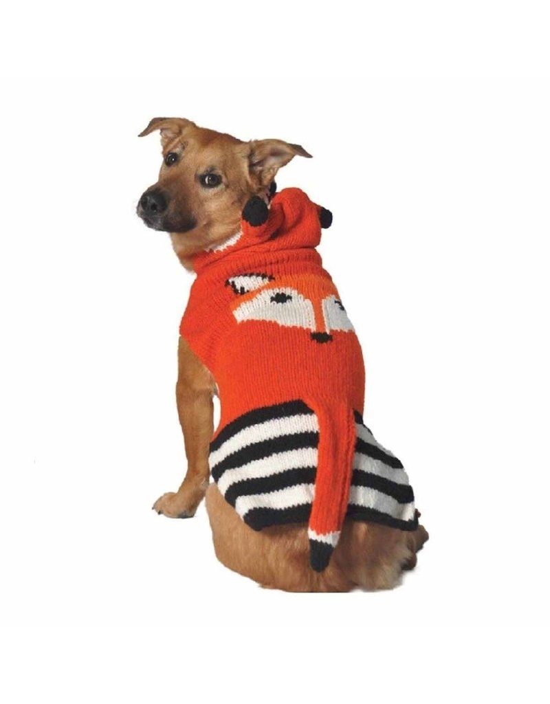 Chilly dog Chilly dog tricot renard grand .
