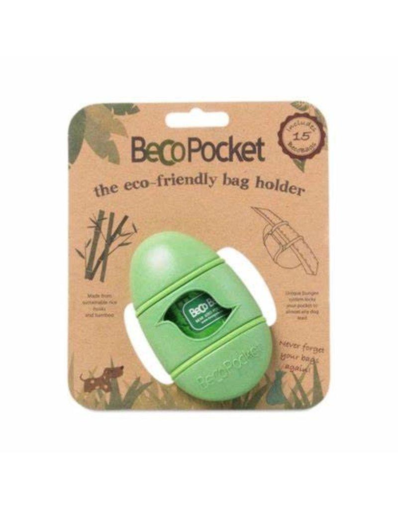 Beco Beco pocket sac à besoins bleu