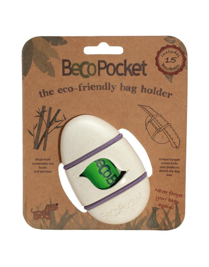 Beco Beco pocket sac à besoins beige