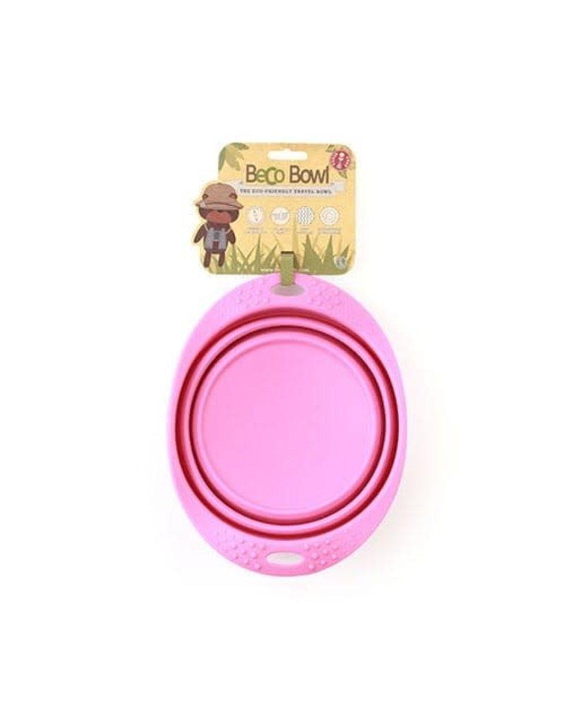 Beco Beco bol de voyage rose
