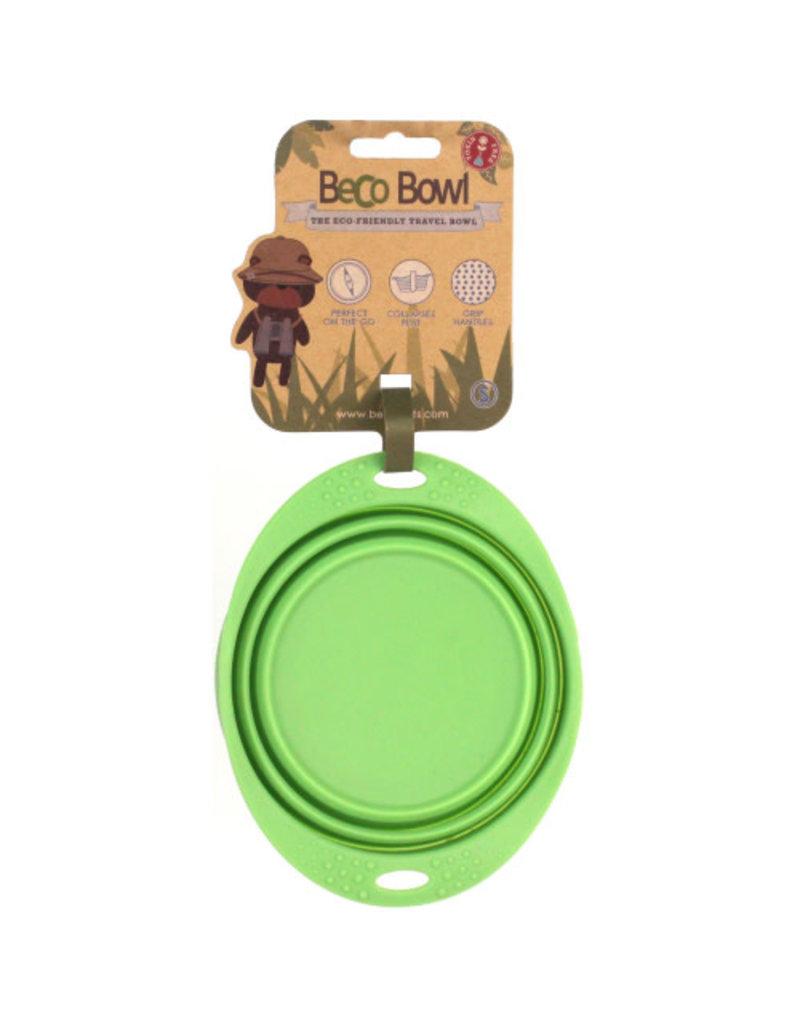Beco Beco bol de voyage vert