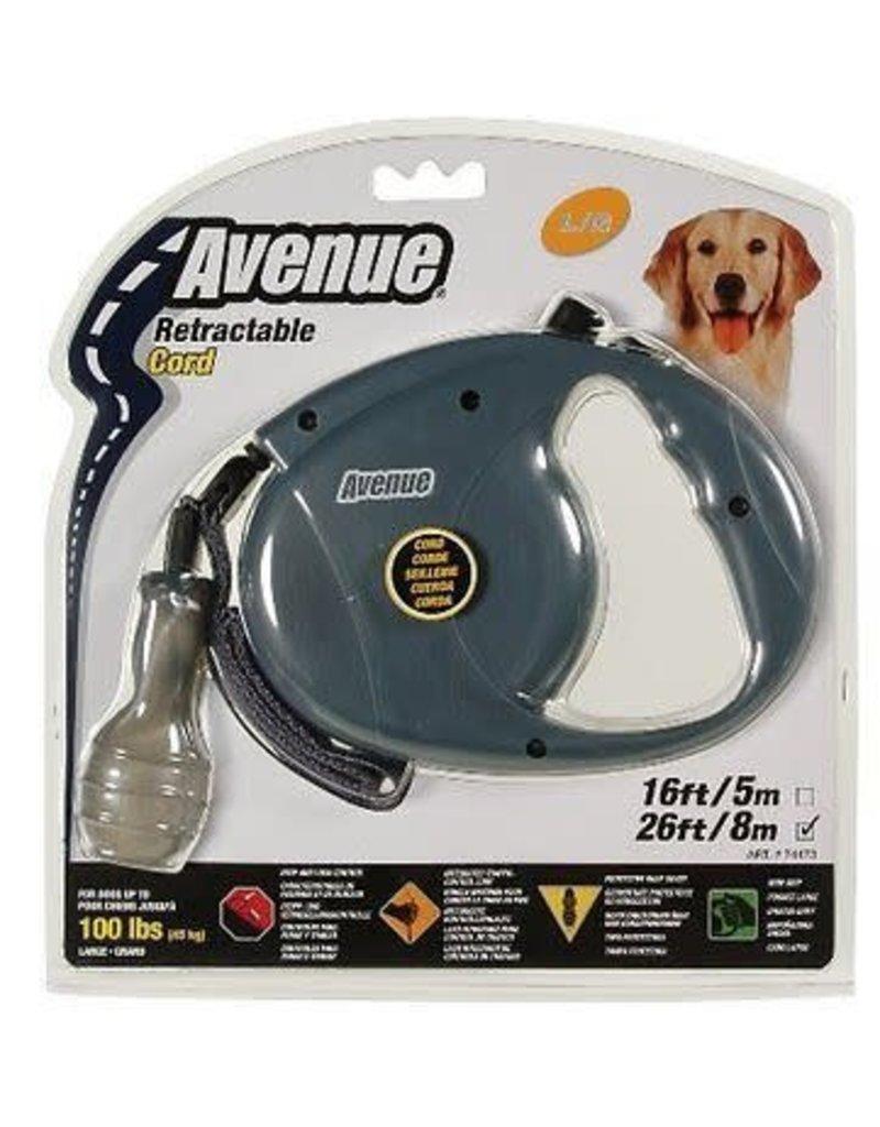 Avenue Avenue laisse retractable pour chiens jusqu'à 100lbs 16'' -6- .