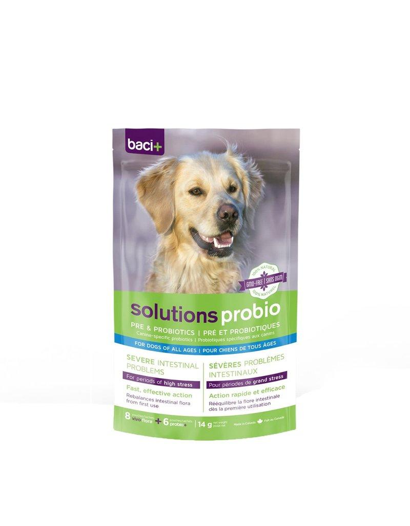 Baci+ Baci+ solutions probio pré et probiotiques pour chien 14 sachets