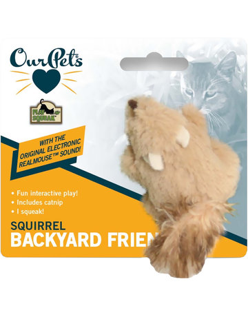 OurPets Ourpets écureuil