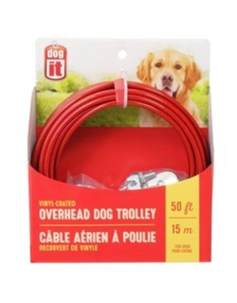 Dogit Dogit câble d'attache 50''