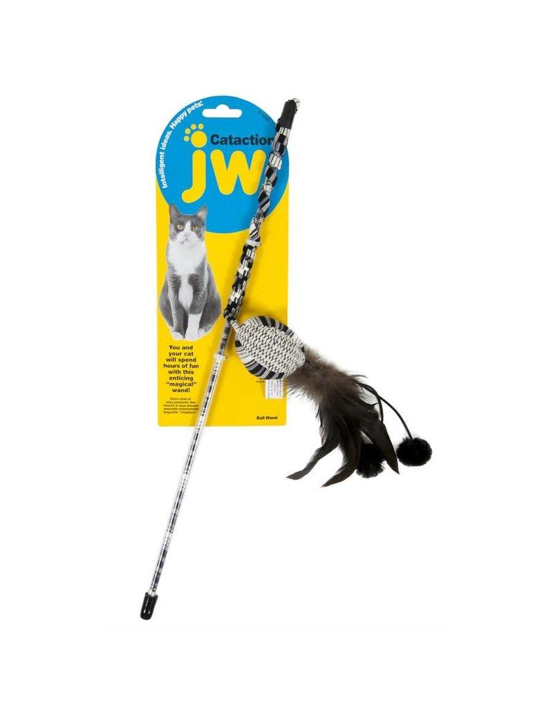 Jw Jw cataction baguette avec élastique et balle
