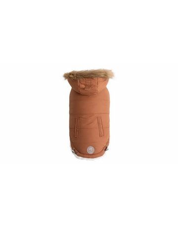 Go Fresh pet Go Fresh Pet manteau parka urbain caramel