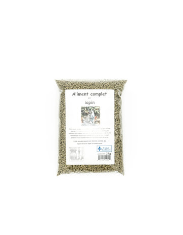 Domaine Animal Aliment complet pour lapin 2kg
