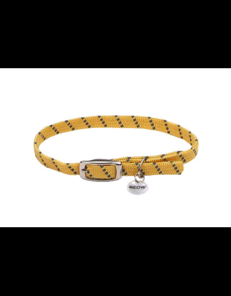 Coastal Coastal elastacat collier réfléchissant jaune
