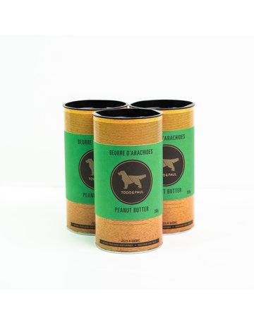 Todd&Paul Todd&Paul boîtes biscuits beurre d'arachides 200g //